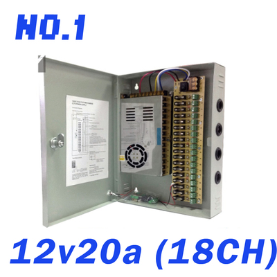 power supply box 12v20a